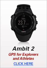 Ambit 2-GPS for Explorers and Athletes