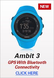 Ambit 3-GPS with Bluetooth Connectivity