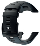 Suunto AMBIT3 SPORT STRAP - SILICONE BLACK Replacement Strap