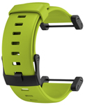 Suunto CORE CRUSH FLAT RUBBER STRAP - LIME Replacement Rubber Strap