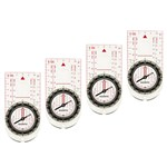 Suunto M-3 NH Compass(4-Pack) Premium Precision Compass