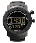 """Suunto Elementum Aqua, Negative - Rubber Premium Sports Watch - SS014528000 Brand New Includes 2 Year Manufacturer's Warranty, The Suunto Elementum Aqua is a premium sports watch for urban and underwater use with additional dive log features"