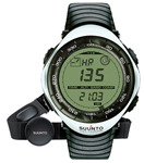 Suunto Vector With Heart Rate Monitor White Outdoor Sports Watch