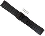 Suunto Elementum Terra All Black Rubber Watch Strap Elementum Terra Ru