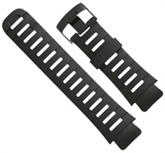 Suunto Watch Straps  suunto x lander rubber military strap kit black