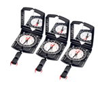 Suunto MCB-BlackCM/IN/NH Compass - 3 Pack Mirror Compass