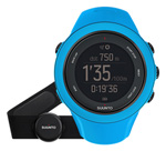 Suunto Ambit 3 Sport Hr -blue Gps Watch With Mobile Connection